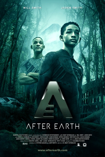 After Earth 2013 movie